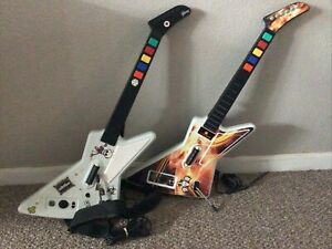 XBox Guitars - Sold As Set Of 2