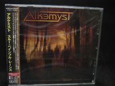 ALKEMYST Through Painful Lanes + 1 JAPAN CD Eternal Flight France Power Metal