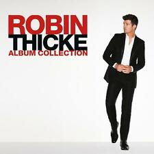 ROBIN THICKE Album Collection 5CD NEW A Beautiful World/Evolution/Something Else