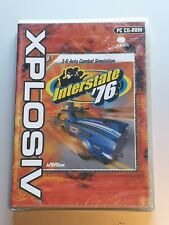 Interstate '76 (PC CD-Rom Game) New & Sealed