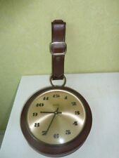Ancienne Pendule Horloge Murale QUARTZ  SILVOZ design 70