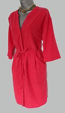 NEXT Rosa 3/4 Sleeve camicia stile mini dress UK 10 EU 38 CASUAL lavoro giorno notte