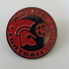 Antifa football club pin badge red liverpool cliftonville arsenal manchester utd