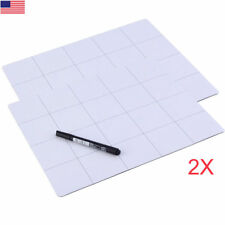 2PCS Magnetic Project Mat Disassembly Tool for Repairing Phone Tablet Laptop USA