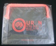 Ouran High-School Host Club vinyl pouch case promo official product japan new!