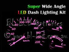 Pink T10 12V LED Dash Cluster Light kit Fits Mazda Miata Mx-5 Mx5 NA NB
