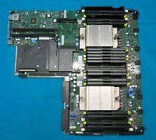 Dell Poweredge R620 Motherboard Main Board 1W23F w/2 Heatsinks