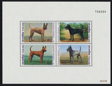 Thailand 1545a Mnh Dogs