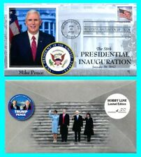 President Mike Pence Inauguration 2017 Cover Type 1
