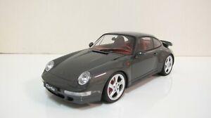 1:18 GT SPIRIT PORSCHE 911 993 TURBO GRAY GT051 RESIN CARS