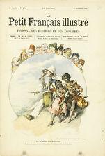 LE PETIT FRANÇAIS ILLUSTRÉ - 15ème année - n°158 - 6 décembre 1902