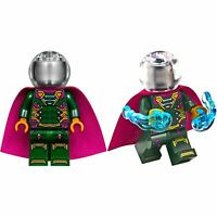 LEGO Mysterio Minifigure Marvel Spiderman Homecoming Super Heroes Far From Home