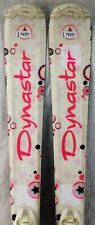 12-13 Dynastar Starlett Used Junior Skis w/Bindings Size 140cm #174351