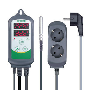 Inkbird ITC-308 220V Digitaler Temperatursensor Thermo Schalter  thermoschalter