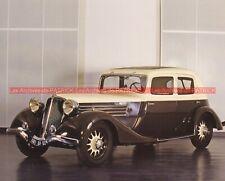 RENAULT NERVASTELLA 'STELLA' NERVASPORT 1935 Fiche Auto #008908