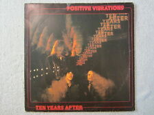 LP / Ten Years After ‎– Positive Vibrations /  1974 / DE PRESS / Psychedelic /