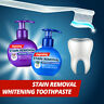 Natural Intensive Stain Remover Whitening Baking Soda Toothpaste Press Type M0