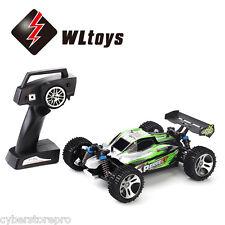 WLtoys A959-A 1:18 4WD 35km/h 2.4GHz 2CH RC Off-road Car Shock Absorbers EU PLUG