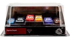 Cars 3 6 Piece PVC Figurine Playset [Includes Jackson Storm & Tim Treadless]