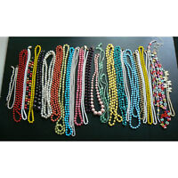 Bulk Lot Necklaces 30 items 905 grams deceased estate jewellery colourful beads