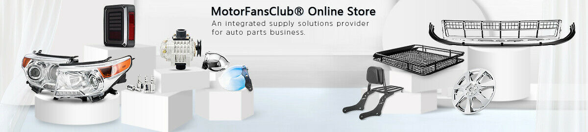 MotorFansClub Turbo Intercooler Pipe /& Cold Air Intake Kit Fit for Compatible with Ford F350 6.0L 2003-2007