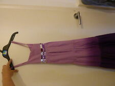M&S MARKS & SPENCER LIMITED COLLECTION PURPLE LILAC OMBRE DRESS JEWELS SPARKLY 5