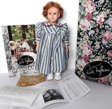 German Doll Artist Ruth Treffeisen Vinyl Doll NELLI LE #0027 COA signed