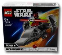 LEGO® 75224 STAR WARS MICROFIGHTERS SITH INFILTRATOR NEU, OVP & Blitzversand
