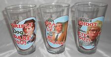 A Christmas Story Collector's Series Pint Glass Lot of 3