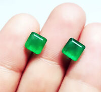 Natural 1 to 1.20 ct Each Loose Gemstone 2 Pieces Pair Best Offer