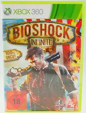 BioShock: Infinite-COMPLET dans neuf dans sa boîte Microsoft X-BOX 360 x360