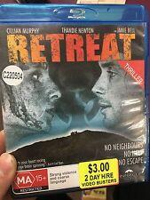 Retreat ex-rental blu ray (2011 Cillian Murphy, Jamie Bell thriller movie) cheap