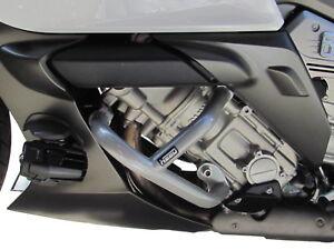 Crash Bars Pare carters Heed BMW K 1600 GT/ GTL (2011 - 2016) - Basic, gris