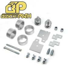 "4"" Full Suspension Lift Kit 99-15 Polaris Sportsman 500 600 700 800 Silver"