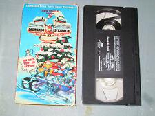 Les Motards De L'espaces - Coup De Froid (VHS)(French) Testé