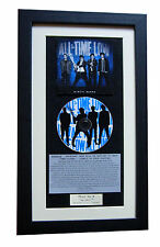 ALL TIME LOW Dirty Work CLASSIC CD Album TOP QUALITY FRAMED+EXPRESS GLOBAL SHIP