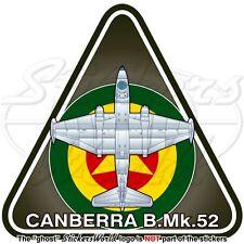 English Electric CANBERRA B.Mk.52 ÄTHIOPIEN Luftwaffe ETAF Sticker, Aufkleber
