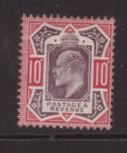 King Edward VII 10d  MINT NEVER HINGED MNH