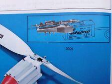 ✅ Graupner Best.Nr. 3605  Schalter-Bausatz EIN/AUS HI-FLY in Top Zustand ✅