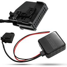 Bluetooth Adapter Aux Verstärker + Filter für VW Audi Seat Navi MFD2 RNS2