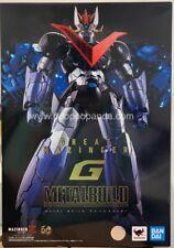"Bandai Metal Build Great Mazinger ""Mazinger Z Infinity"" IN STOCK USA"