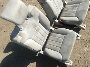 Mercedes-Benz interior R Class W251 Full 3 row 6 seats with door cards
