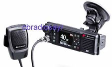 Midland 88 AM/FM 12 / 24 Volt CB Radio with Front Speaker