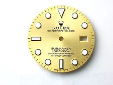 Rolex Submariner champagne Color With Luminous Markers Dial