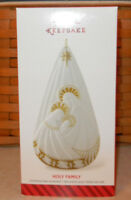 Hallmark 2014 Christmas Ornament Holy Family