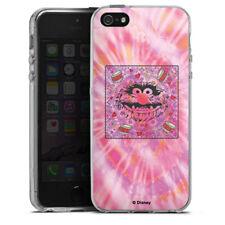 Apple iPhone 5 Silikon Hülle Case - Muppets Animal