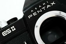 PENTAX ES II - black camera body M42 made in Japan