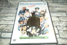 DVD  - POLICE ACADEMY 3 INSTRUCTEURS DE CHOC !  / DVD