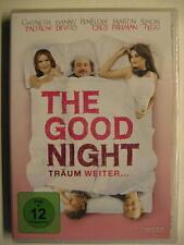 THE GOOD NIGHT - DVD - OVP - DANNY DEVITO GWYNETH PALTROW PENELOPE CRUZ