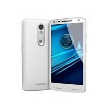 Motorola Droid Turbo 2 | Grade B- | Verizon | White | 32 GB | 5.4 in Screen